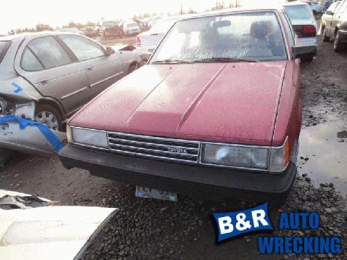 1985 toyota camry fuse box 21847345   646 to1h85