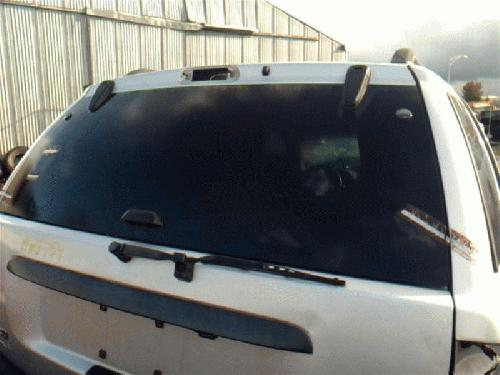 Jeep CHERGRAND 2004 Back Glass 275-05628B AGJ754