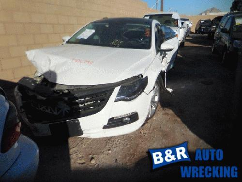 Volkswagen CC VOLKS 2010 Left Side Rear Independent Suspension Assembly