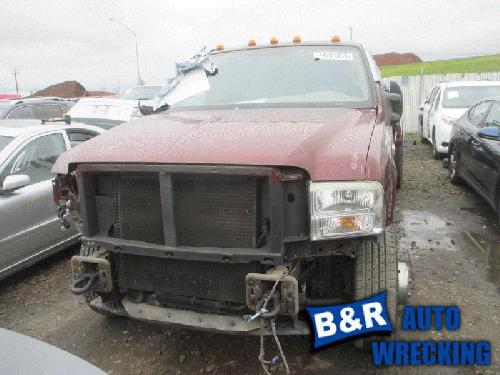 Ford F350SD 2005 Turbocharger/Supercharger