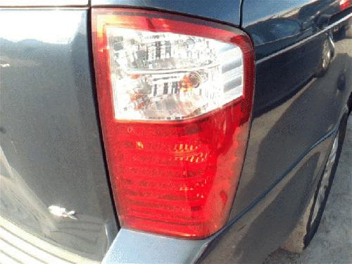 Kia SEDONA 2007 Right Side Tail Lamp 166-50270AR TGE199