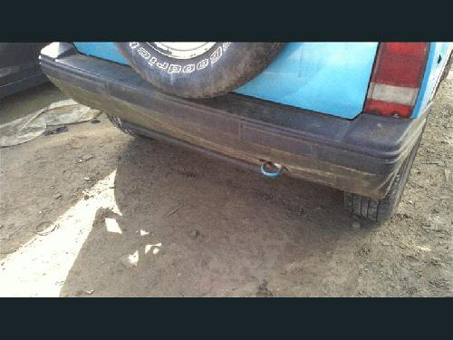 Geo TRACKER 1994 Rear Bumper Assembly 190-58263B EHD043