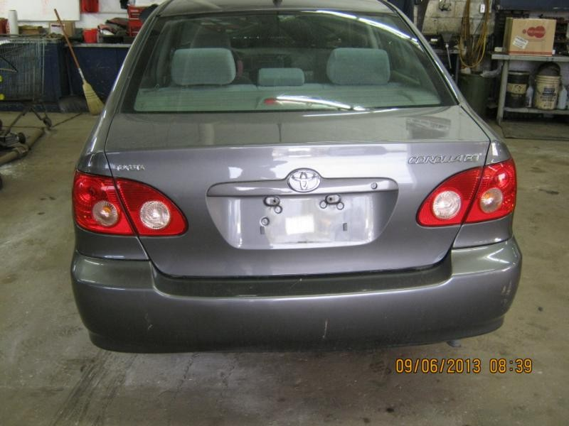 <em>Toyota</em>  <em>TOYOTA</em> <em>COROLLA</em> 2008 For Parts