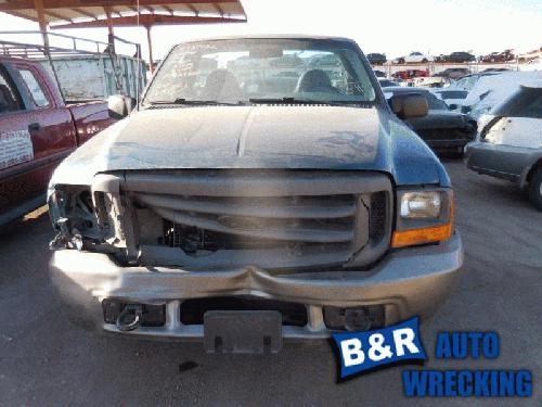 Ford F250SD 2001 Accessory Holder