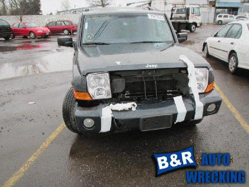Jeep COMMANDER 2007 Right Side Air Bag 253-03335R CGC130