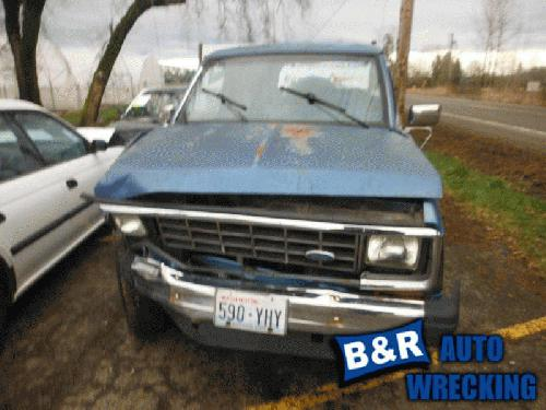 1987 ford bronco ii fuse box rh justparts com 1984 ford bronco ii fuse panel Ford Bronco Camper Conversion