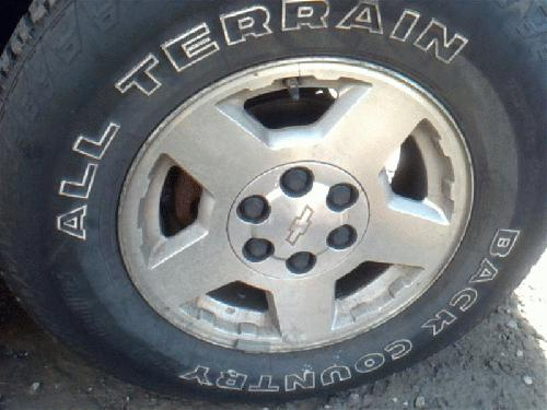 Chevrolet SUBURBN15 2004 Wheel 560-05196 GGI338