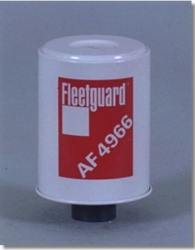 FLEETGUARD AIR FILTER AF4966 (12 Pcs/Box) (Xref: BALDWIN PA3679)