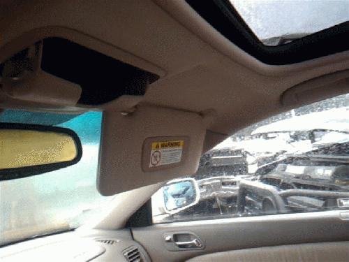 Acura TL 2002 Right Side Sun Visor 268-10101R NEL427