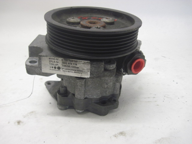 POWER STEERING PUMP BMW X5 2004 04  2005 05 2006 06 857386