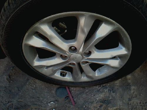 Kia OPTIMAKIA 2012 Wheel 560-74638A HGL616