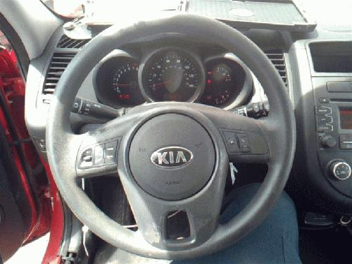 Kia SOUL 2013 Steering Wheel
