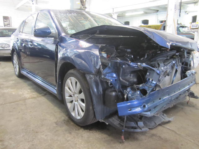 Parting out a 2011 Subaru Legacy