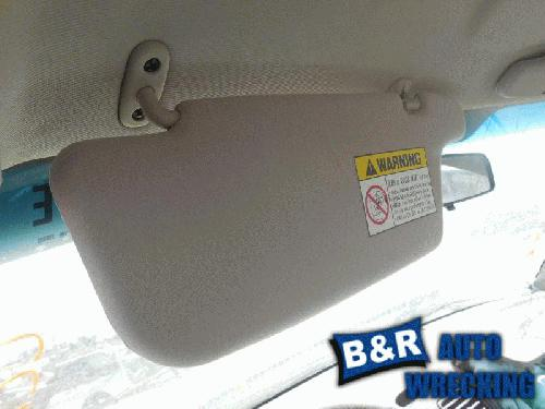 Hyundai ACCENT 2002 Left Side Sun Visor