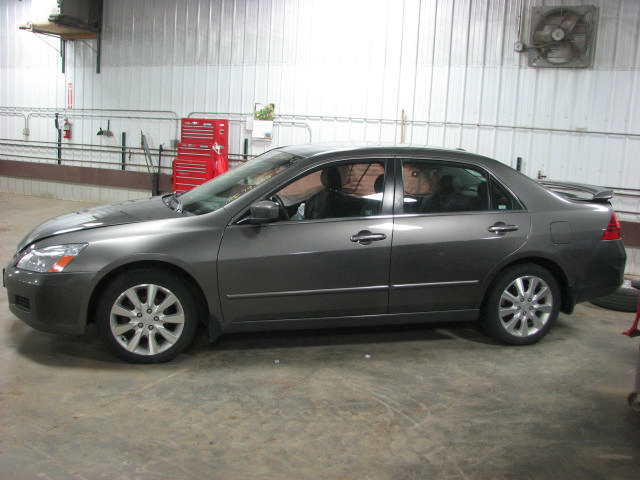 2006 honda accord 79865 miles automatic transmission for Honda accord transmission cost