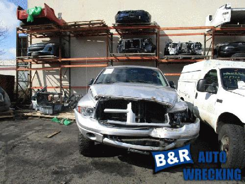 Dodge RAM1500 2002 Roof Assembly