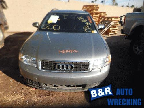 Audi A4 AUDI 2003 Roof Glass