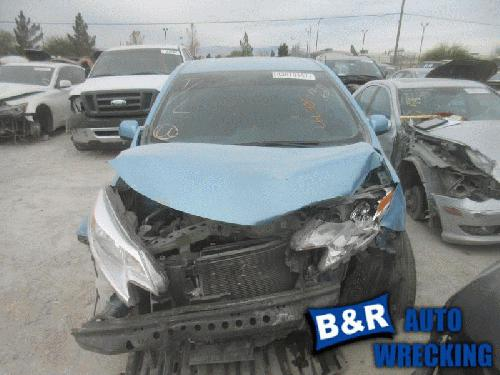 Nissan VERSA 2014 Left Side Center Pillar 198-60474L LGL785