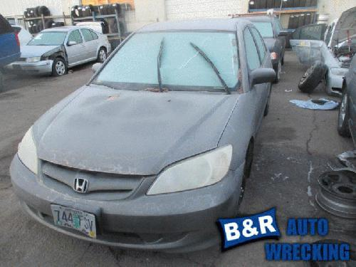 <em>Honda</em> <em>CIVIC</em> 2005