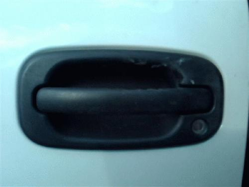 Chevrolet SILVRDO25 2005 Left Side Exterior Door Handle 129-00665AL RFI559