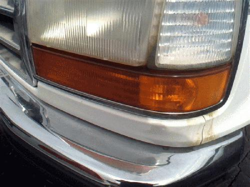 Ford F250 1996 Left Side Front Lamp 116-00858L BFB728