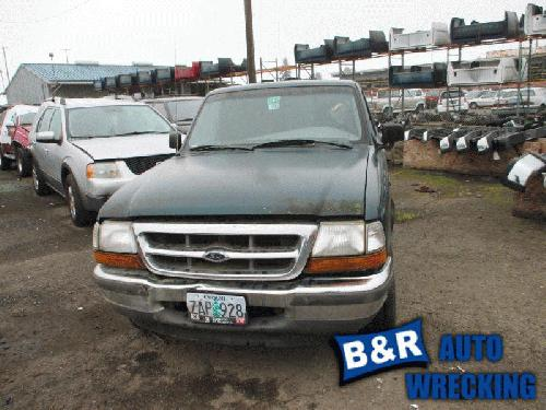 Ford RANGER 1998 <em>Spare</em> Wheel Carrier