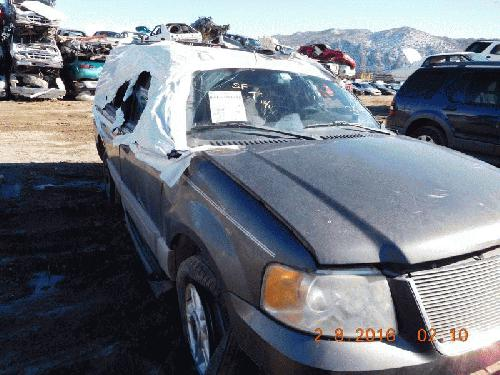 Ford EXPEDITON 2003 Third Seat