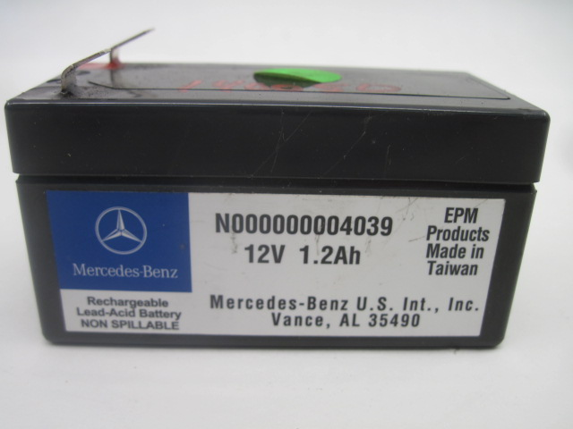 backup memory battery mercedes ml320 ml350 2007 07