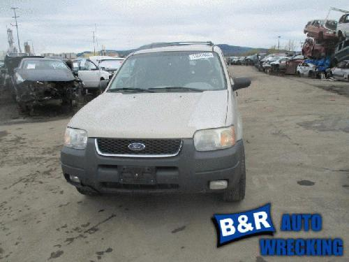 Ford ESCAPE 2003 Radiator