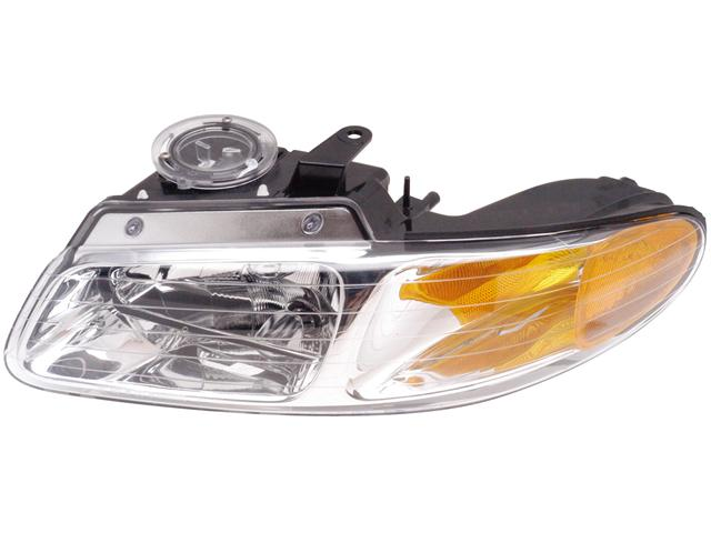 HEADLIGHT Town and Country Caravan Voyager 1996 96 1997 97 98 99 Right
