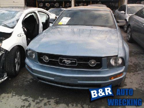 Ford MUSTANG 2006 Cowl Vent Panel
