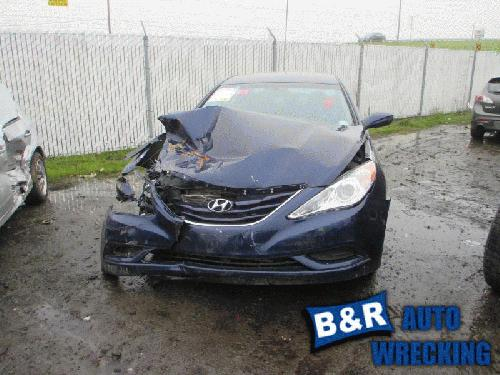 Hyundai SONATA 2011 Left Side Quarter Glass