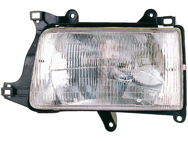 HEADLIGHT LAMP ASSEMBLY Toyota T100 93 94 95 96 97 98 Left (TO2502119) 622354