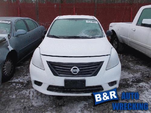 Nissan VERSA 2014 Left Side Center Pillar 198-60476L GGA438