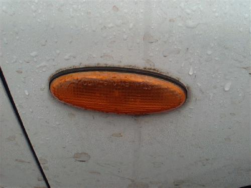 Mazda TRIBUTE 2001 Front Lamp 116-59417 BEK449