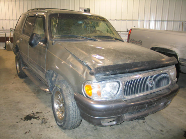 1999 mercury mountaineer 4x4 transfer case 78036 miles. Black Bedroom Furniture Sets. Home Design Ideas