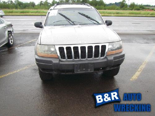 Jeep CHERGRAND 2001 Headrest 206.AM8401 CGF580