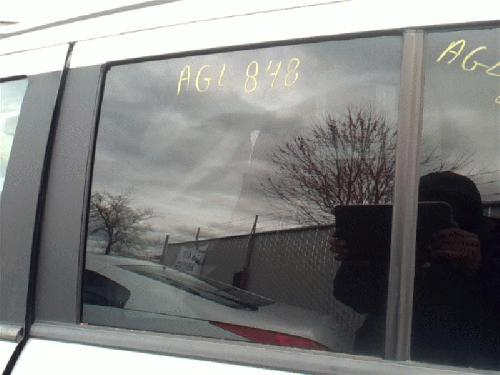 Jeep COMPASS 2012 Left Side Rear Door Glass 278-00342BL AGL848