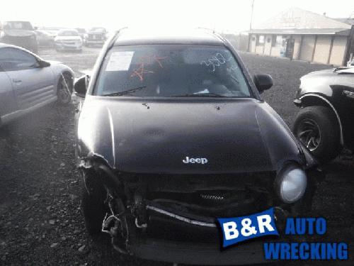 Jeep COMPASS 2007 Transmission/Transaxle Assembly 400-00378 NGL599