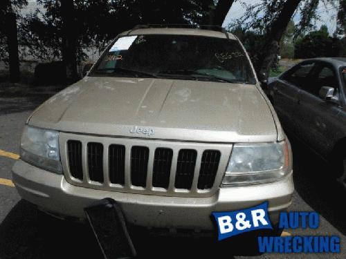Jeep CHERGRAND 1999 Front Seat Track 203.AM8499 BEG226