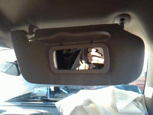 Jeep COMPASS 2012 Right Side Sun Visor 268-01731R GGK556