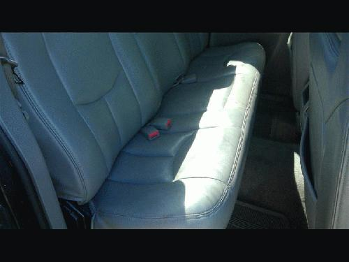 Chevrolet SILVRDO25 2003 Rear Seat 215.GM8N03 GGG912