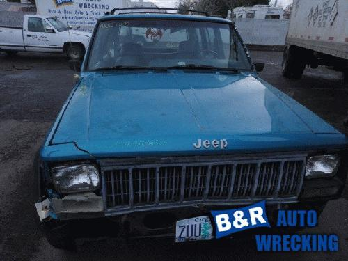 Jeep CHEROKEE 1993 Fan Blade