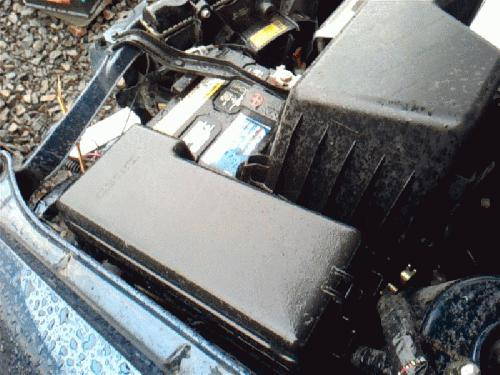 Toyota HIGHLANDR 2004 Fuse Box