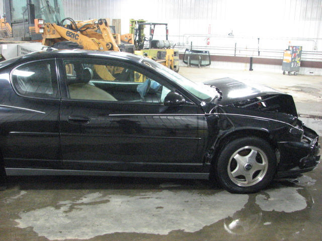 2003 chevy monte carlo windshield wiper motor 70727 miles. Black Bedroom Furniture Sets. Home Design Ideas