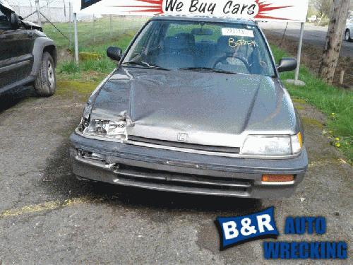 <em>Honda</em> <em>CIVIC</em> 1989