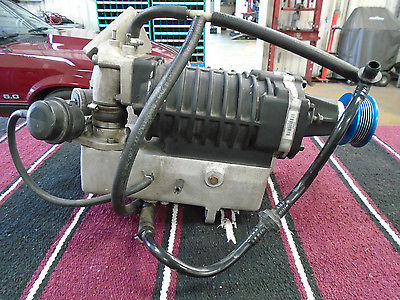 2002-2004 Ford Focus SVT Jackson Racing Supercharger , Does not apply, n/a, N/A