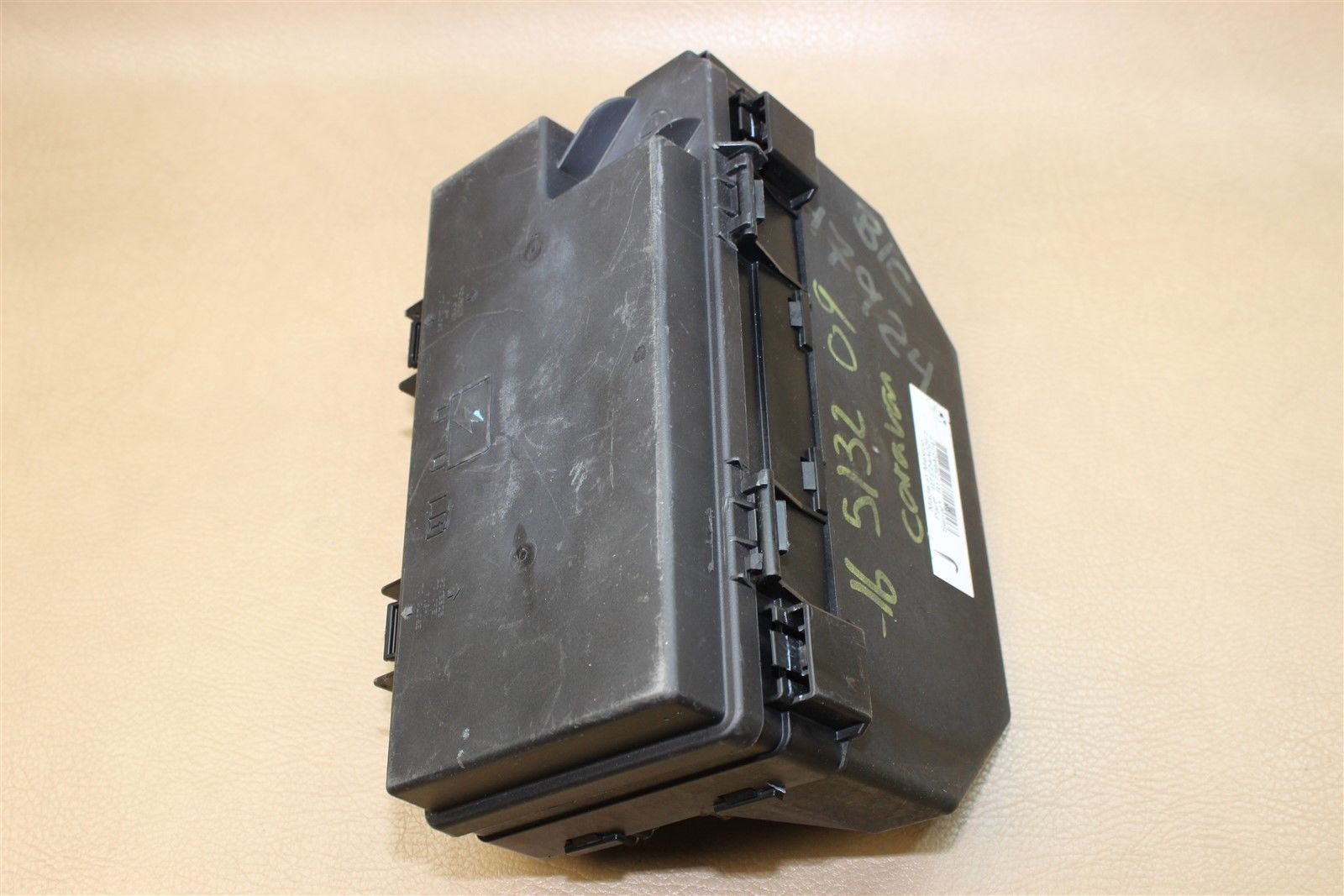 Journeys Fuse Box 08 09 Journey Caravan Tc Tipm Temic Integrated Module 04692302ac Oem Does Not