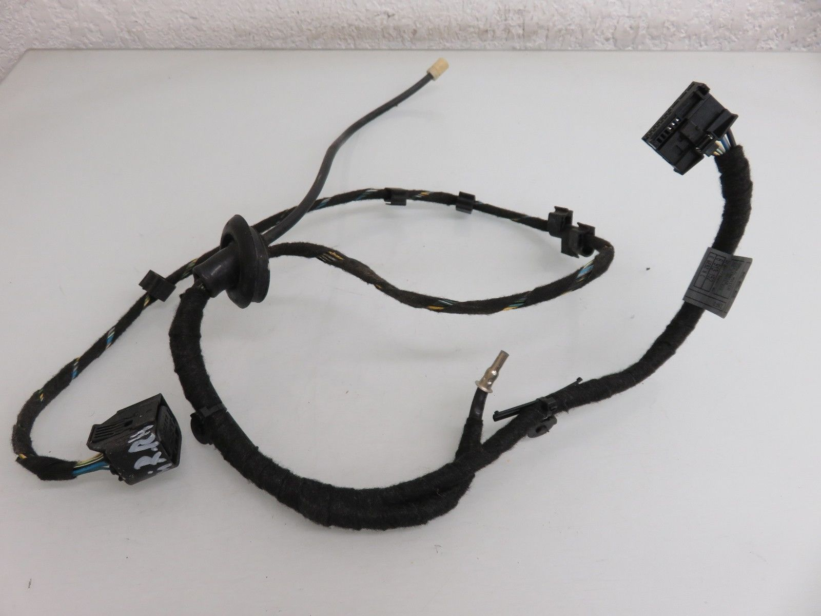 Door Wire Harness Page 8 1936 Ford Wiring 02 05 Bmw E65 E66 745i 745li 760i Rear Right Passenger Emdoor
