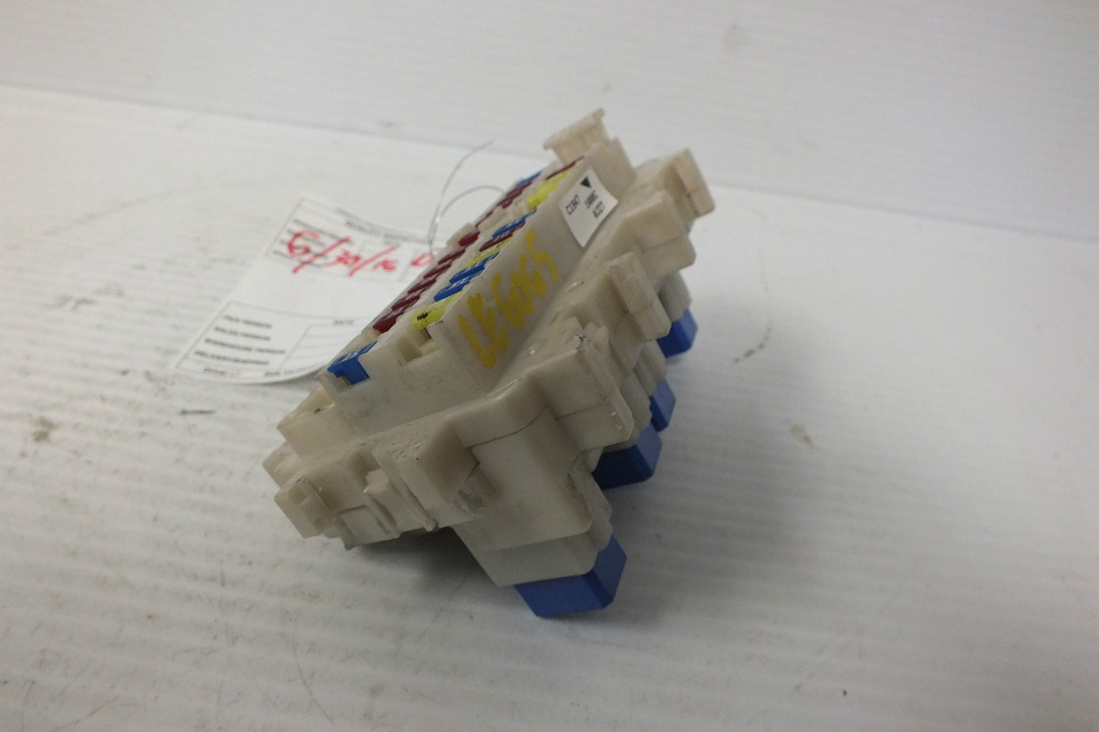 2011 Nissan Murano Junction Relay Fuse Box 108j